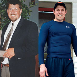 Men's Health - Success Story: Adam Hornyak